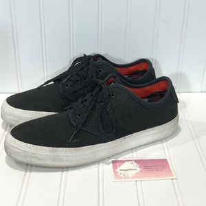Converse Cons Black Canvas Low